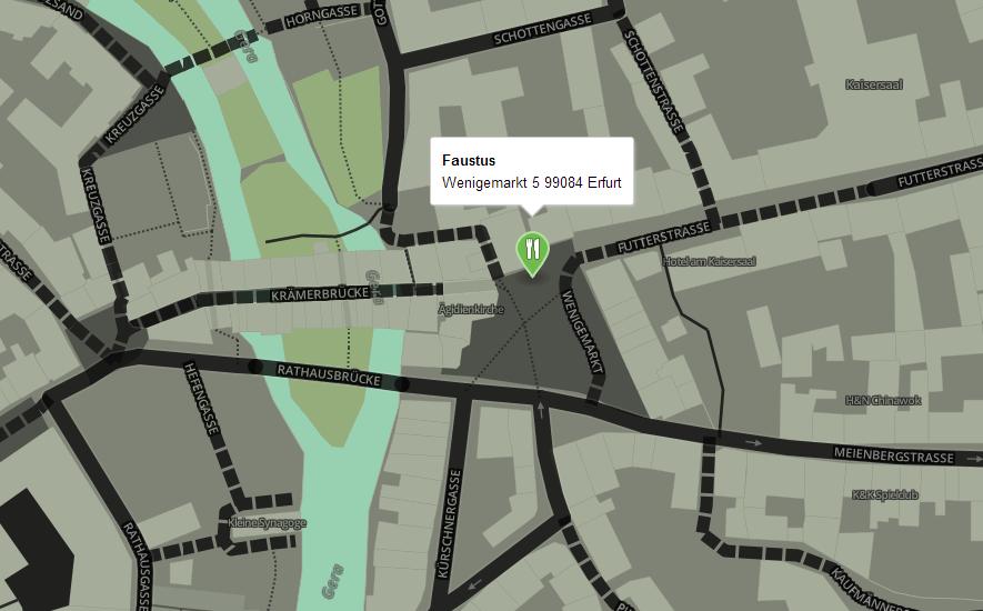Faustus   MapBox